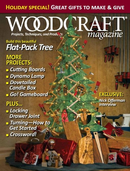 Woodcraft Cover - 12/1/2016