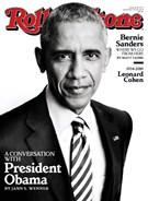 Rolling Stone Magazine 12/15/2016