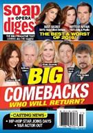 Soap Opera Digest Magazine 12/19/2016