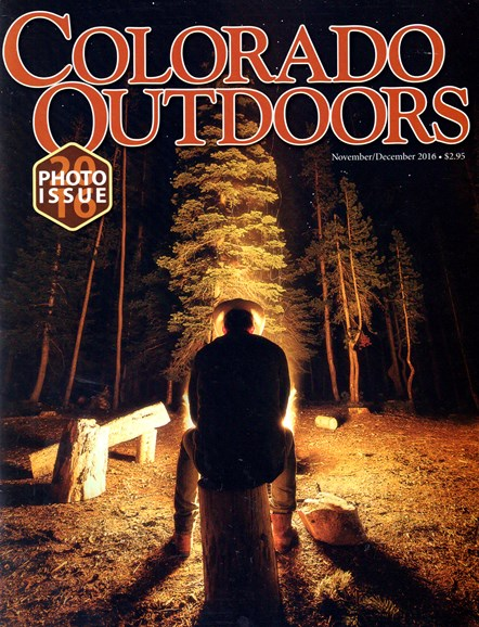 Colorado Outdoors Cover - 11/1/2016