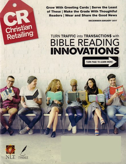 Christian Retailing Cover - 12/1/2016