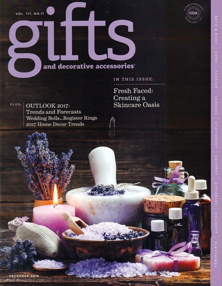 Gifts And Decorative Accessories Cover - 12/1/2016