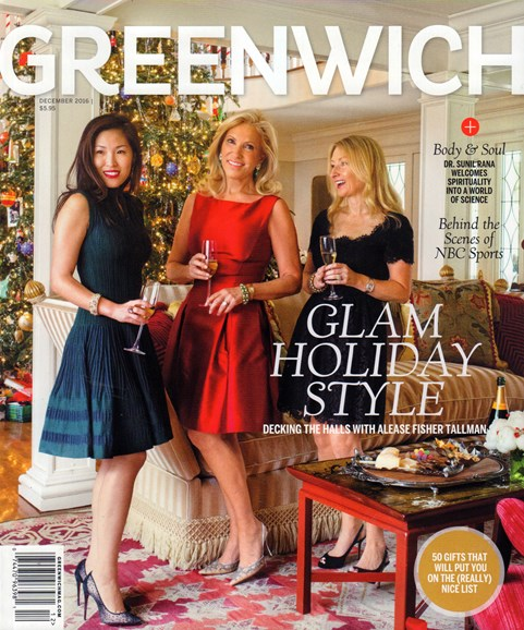 Greenwich Cover - 12/1/2016