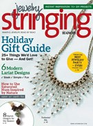Jewelry Stringing Magazine 1/1/2017
