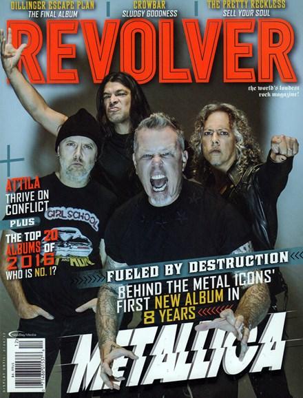 Revolver Cover - 12/1/2016