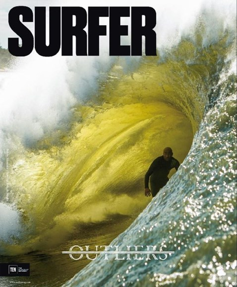 Surfer Cover - 1/1/2017