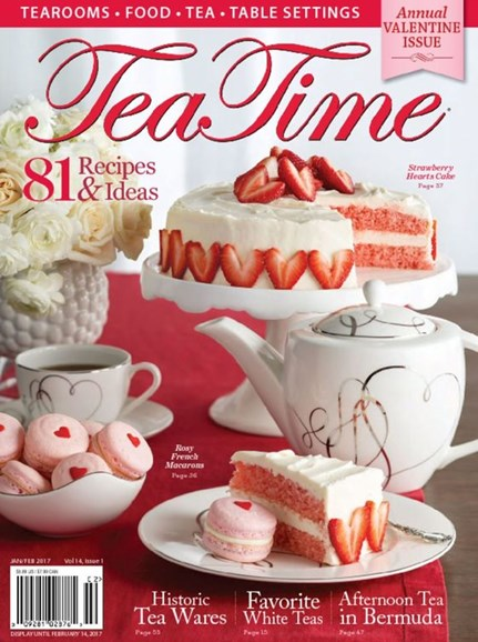 Tea Time Cover - 1/1/2017