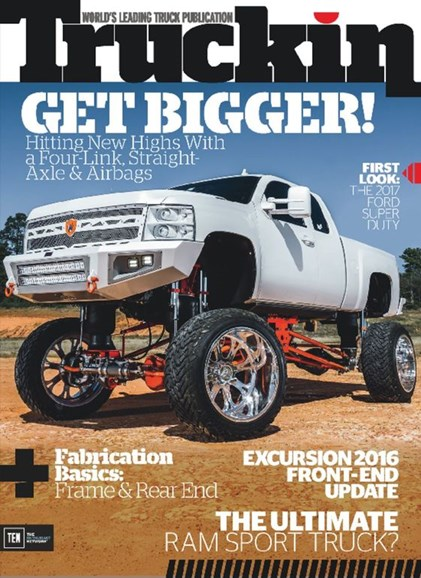 Truckin' Cover - 12/29/2016