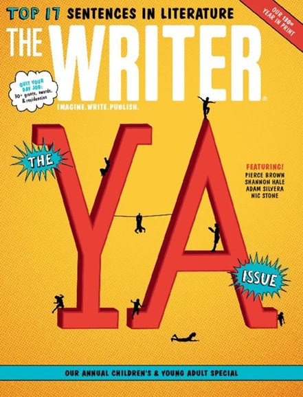 The Writer Cover - 1/1/2017