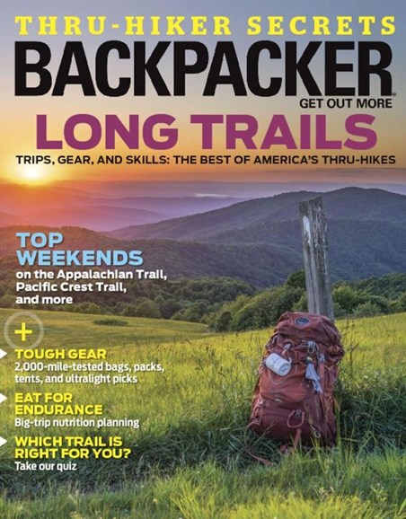 Backpacker Cover - 1/1/2017