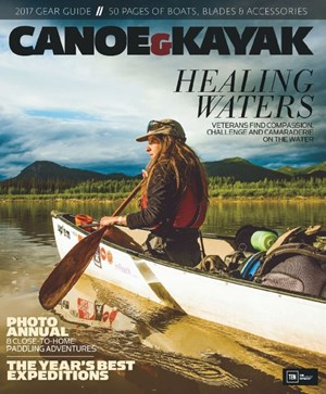 Canoe & Kayak Magazine | 1/1/2017 Cover
