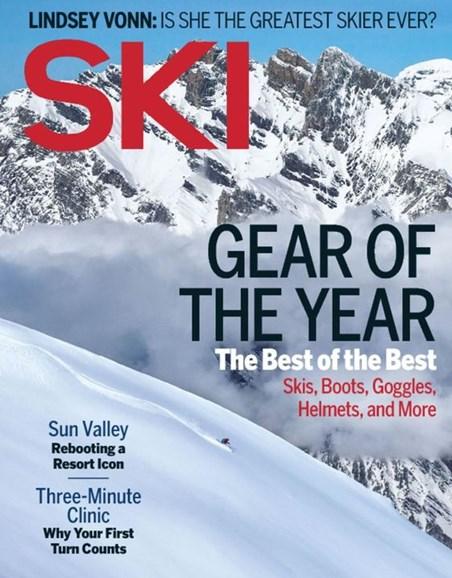 Ski Cover - 12/1/2016