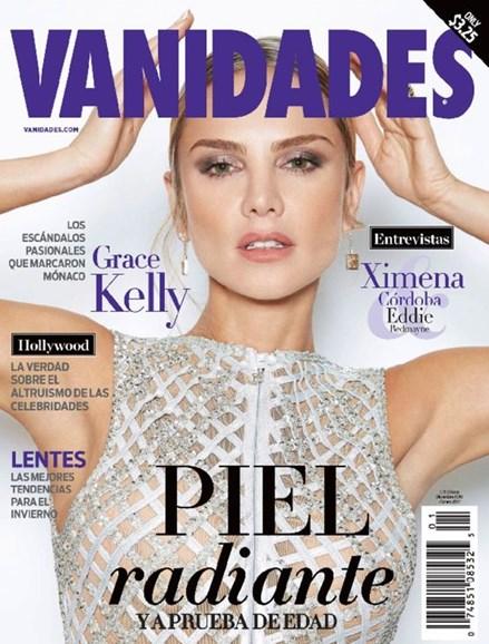 Vanidades Cover - 12/1/2016