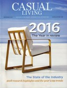 Casual Living Magazine 12/1/2016