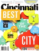 Cincinnati Magazine 12/1/2016