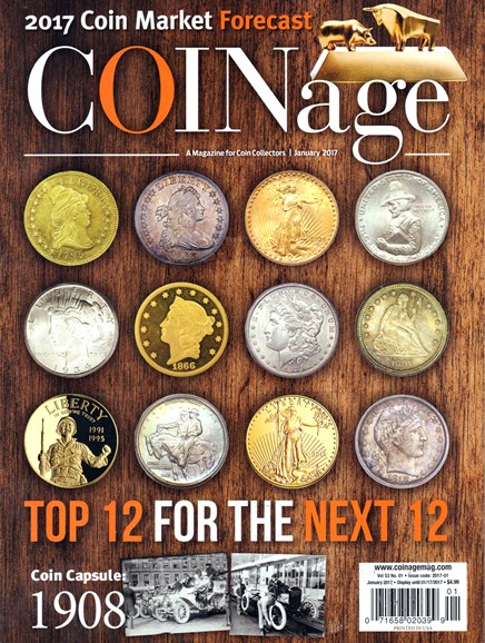 Coinage Cover - 1/1/2017