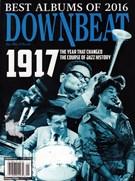Down Beat Magazine 1/1/2017