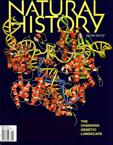 Natural History Cover - 12/1/2016