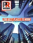 PRWeek Magazine 12/1/2016