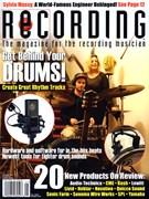 Recording Magazine 1/1/2017