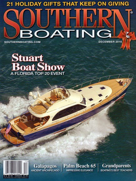 Southern Boating Cover - 12/1/2016