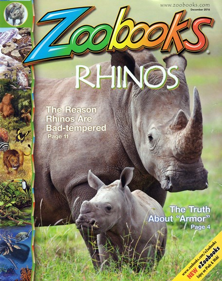 Zoobooks Cover - 12/1/2016