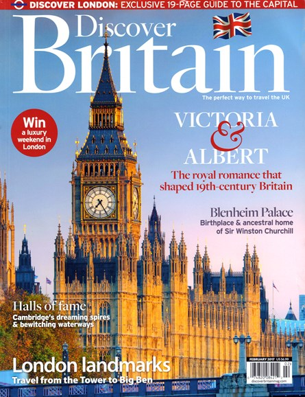 Discover Britain Cover - 2/1/2017