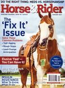 Horse & Rider Magazine 1/1/2017