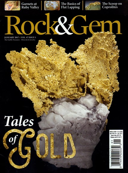 Rock & Gem Cover - 1/1/2017