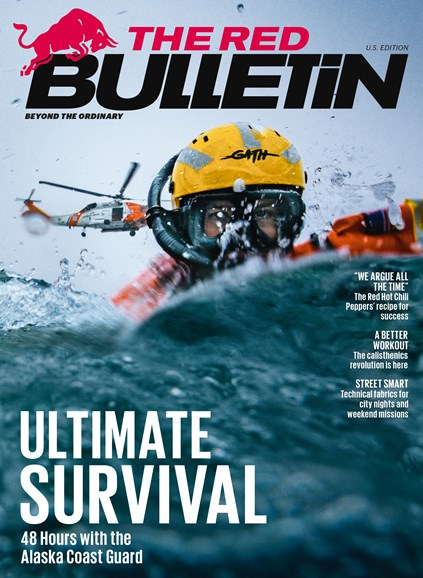 The Red Bulletin Cover - 9/1/2016