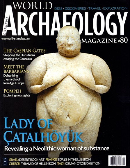 Current World Archaeology Cover - 12/1/2016