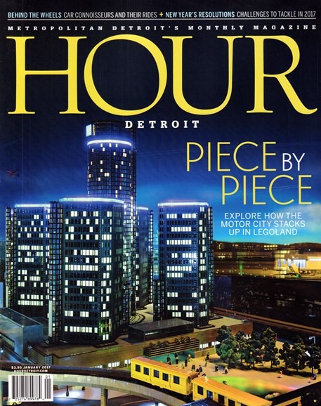 Hour Detroit Cover - 1/1/2017