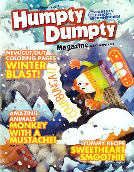 Humpty Dumpty Cover - 1/1/2017