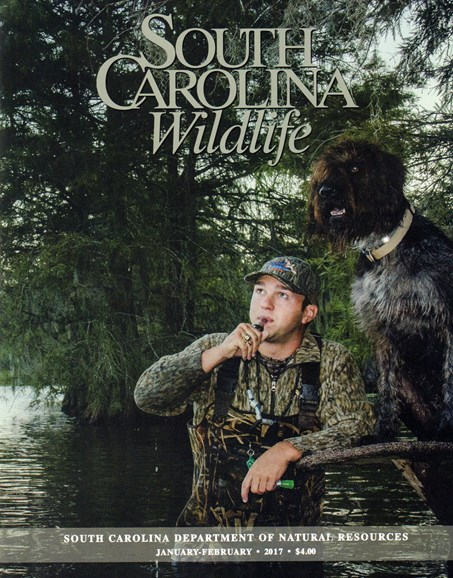 South Carolina Wildlife Cover - 1/1/2017