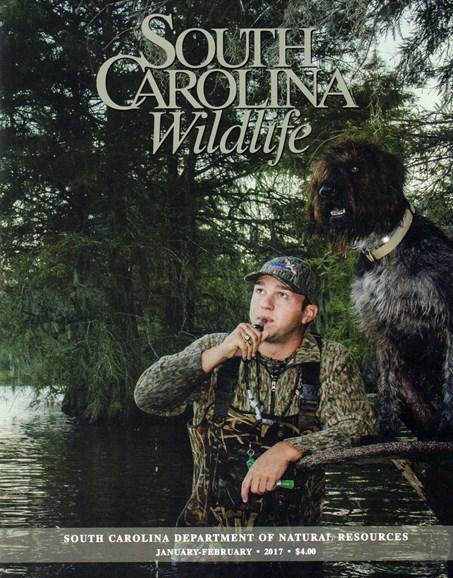 South Carolina Wildlife Cover - 1/1/2017