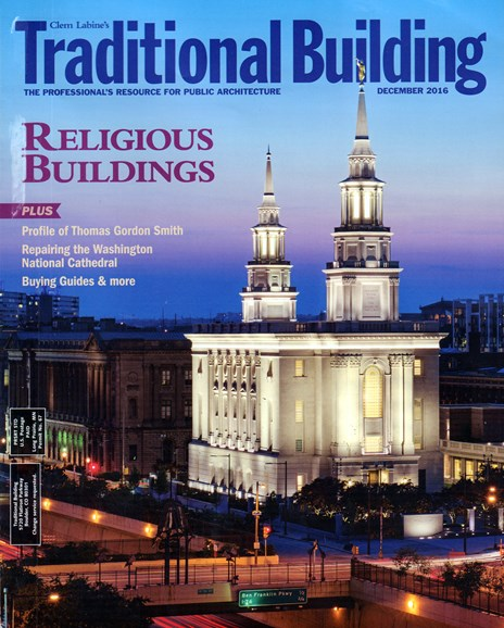 Traditional Building Cover - 12/1/2016