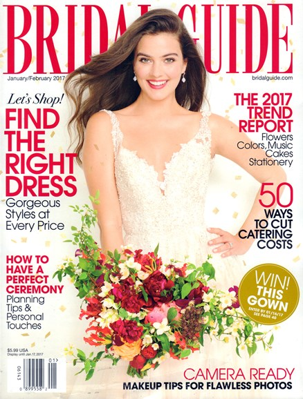 Bridal Guide Cover - 1/1/2017