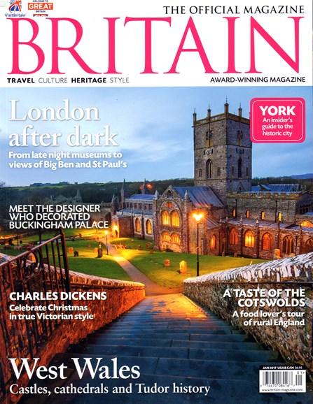 Britain Cover - 1/1/2017