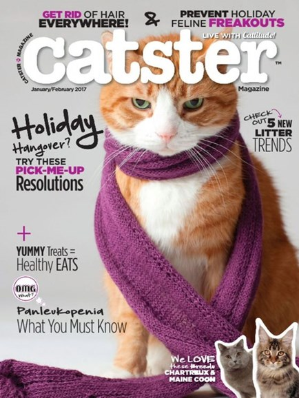Catster Cover - 1/1/2017