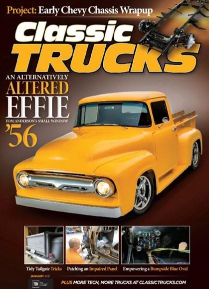 Classic Trucks Cover - 1/1/2017