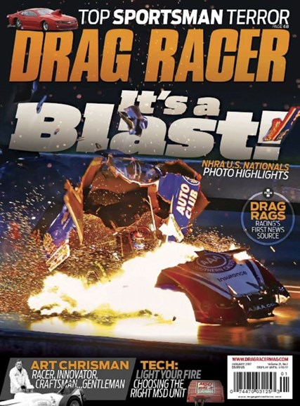Drag Racer Cover - 1/1/2017