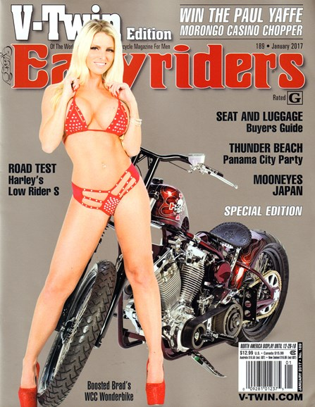 Easyriders Cover - 1/1/2017