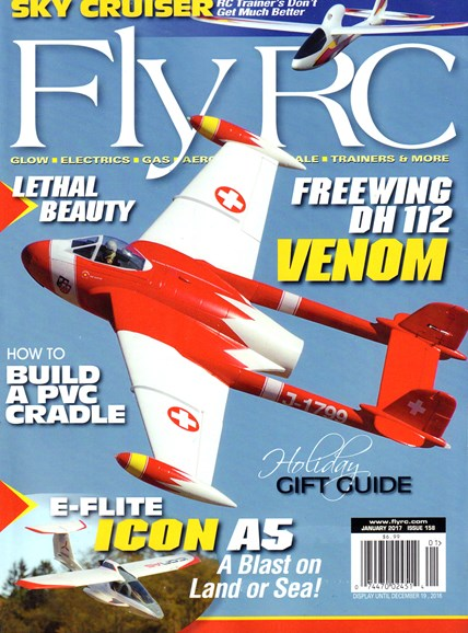 Fly RC Cover - 1/1/2017
