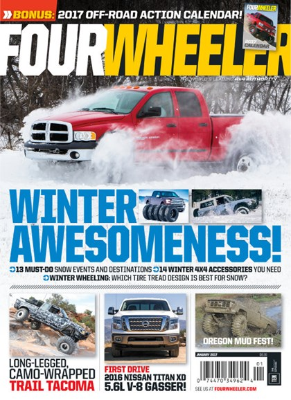 Four Wheeler Cover - 1/1/2017