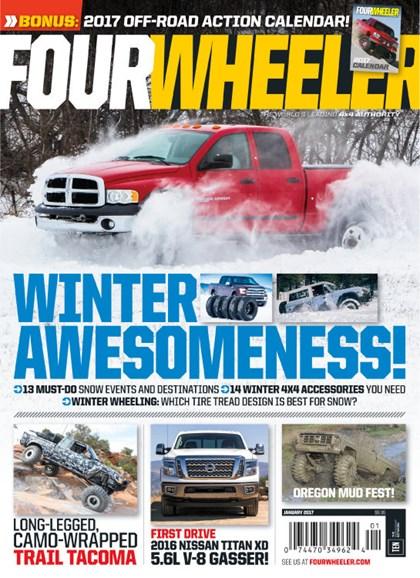 Four Wheeler Cover - 1/1/2017