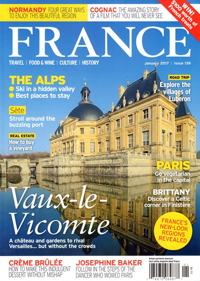 France Cover - 1/1/2017