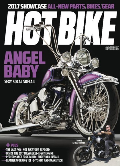 Hot Bike Cover - 1/1/2017