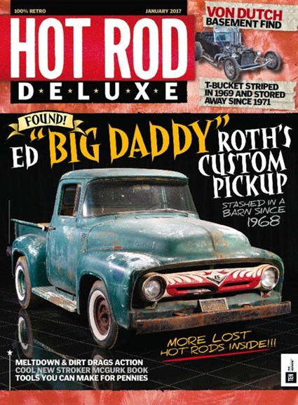 Hot Rod Deluxe Cover - 1/1/2017