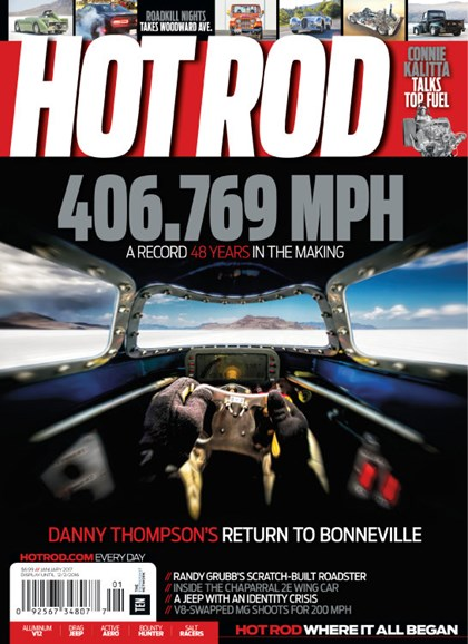 Hot Rod Cover - 1/1/2017