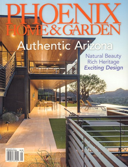Phoenix Home & Garden Cover - 1/1/2017